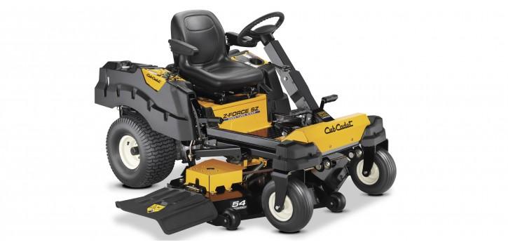 "Tractor Cub Cadet Giro Cero ZForce 25HP 54"""