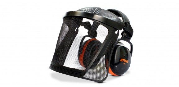 Protector Facial Con Audifonos