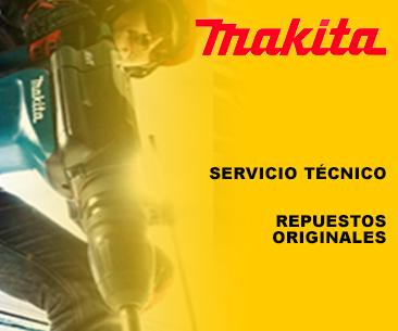 Servicio Técnico Makita